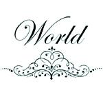 美容室 WORLD